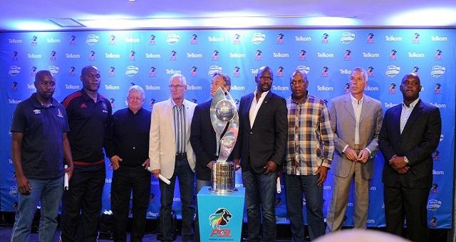 Football - 2015 Telkom Knockout Quarter Final Draw - PSL Offices